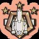 FTL Faster Than Light Badge 4