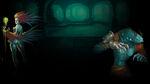 Heroes & Legends Conquerors of Kolhar Background Azalte & Jomon