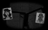1954 Alcatraz Background Wanted