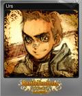 Battle Fantasia -Revised Edition- Foil 02