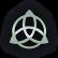 Long Live The Queen Emoticon triquetra