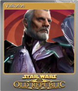 STAR WARS The Old Republic Foil 7