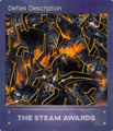 Steam Awards 2017 Foil 07