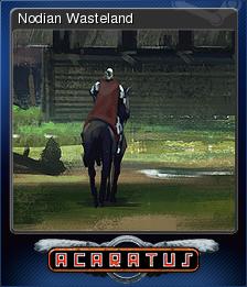 Acaratus - Nodian Wasteland