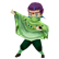 FINAL FANTASY IV THE AFTER YEARS Emoticon tsukinowa