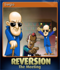 Reversion - The Meeting Card 3