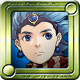 FINAL FANTASY IV THE AFTER YEARS Badge 1