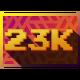 Steam Games Badge 23000
