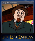 The Last Express Gold Edition Card 2