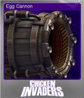 Chicken Invaders 4 Foil 7