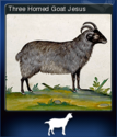 Goat Simulator Card 5