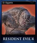 Resident Evil 4 Card 4