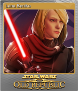 STAR WARS The Old Republic Foil 1