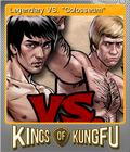 Kings of Kung Fu Foil 2