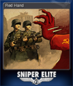 Sniper Elite V2 Card 7