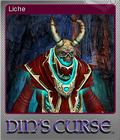 Din's Curse Foil 4
