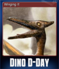 Dino D-Day Card 5