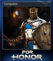 For Honor Card 03