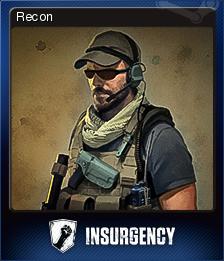 Insurgency - Recon