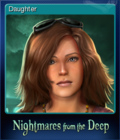 Nightmares from the Deep The Cursed Heart Card 6