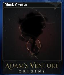 Adam's Venture: Origins - Black Smoke