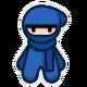 10 Second Ninja Badge 3