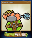 Battlepillars Gold Edition Card 13