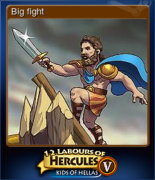 12 Labours of Hercules V: Kids of Hellas - Big fight