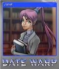 Date Warp Foil 2