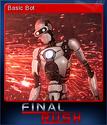 Final Rush Card 2