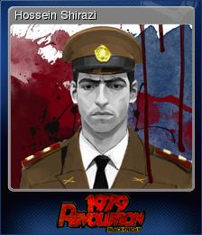 1979 Revolution: Black Friday - Hossein Shirazi
