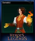 Heroes & Legends Conquerors of Kolhar Card 3