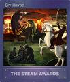 Steam Awards 2017 Foil 08