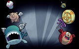 Eets Munchies Background Creatures and Munchies