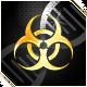 Plague Inc Evolved Badge Foil