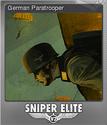 Sniper Elite V2 Foil 4