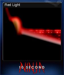 10 Second Ninja - Red Light