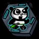 Super Panda Adventures Badge 4