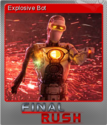Final Rush Foil 3