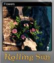 Rolling Sun Foil 2