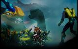 Zack Zero Background Zulrog's army