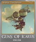 Guns of Icarus Online Foil 7