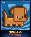 Mindless Running Card 1