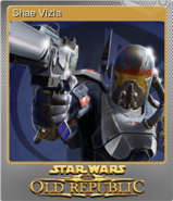 STAR WARS The Old Republic Foil 3
