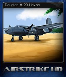 Airstrike HD - Douglas A-20 Havoc