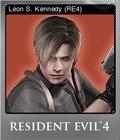 Resident Evil 4 Foil 6