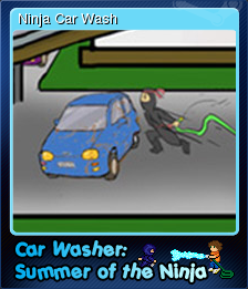 Car Washer Summer of the Ninja Card 5.png