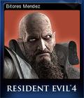 Resident Evil 4 Card 3