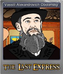 The Last Express Gold Edition Foil 1.png