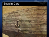 Toy Soldiers: Complete - Zepplin Card